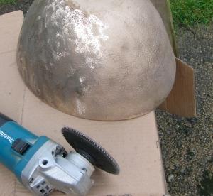 Angle grinder stage
