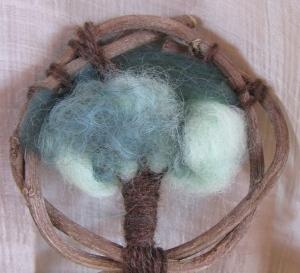wool and vine tree